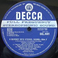 Full Frequency Stereophonic Sound - Decca