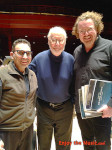 Robert Grossman, John Williams and Stéphane Denève